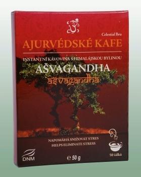 Ajurvédska kava Ašvagandha