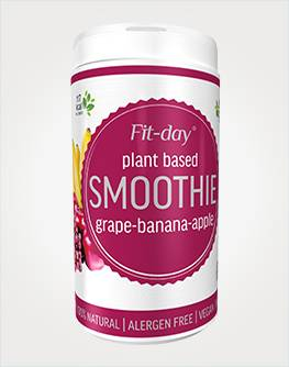 SMOOTHIE Grape-Banana-Apple